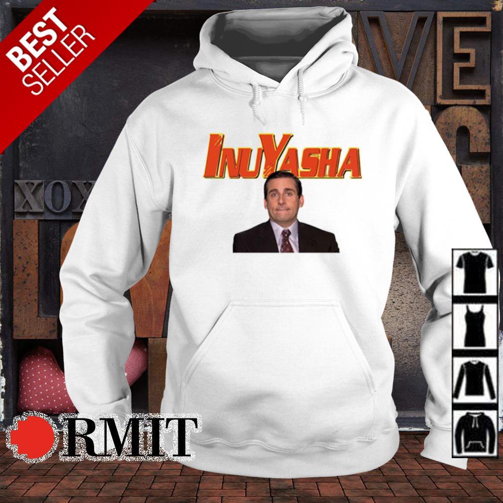 Michael Scott Inuyasha s hoodie