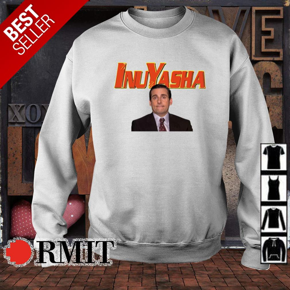 Michael Scott Inuyasha s sweater