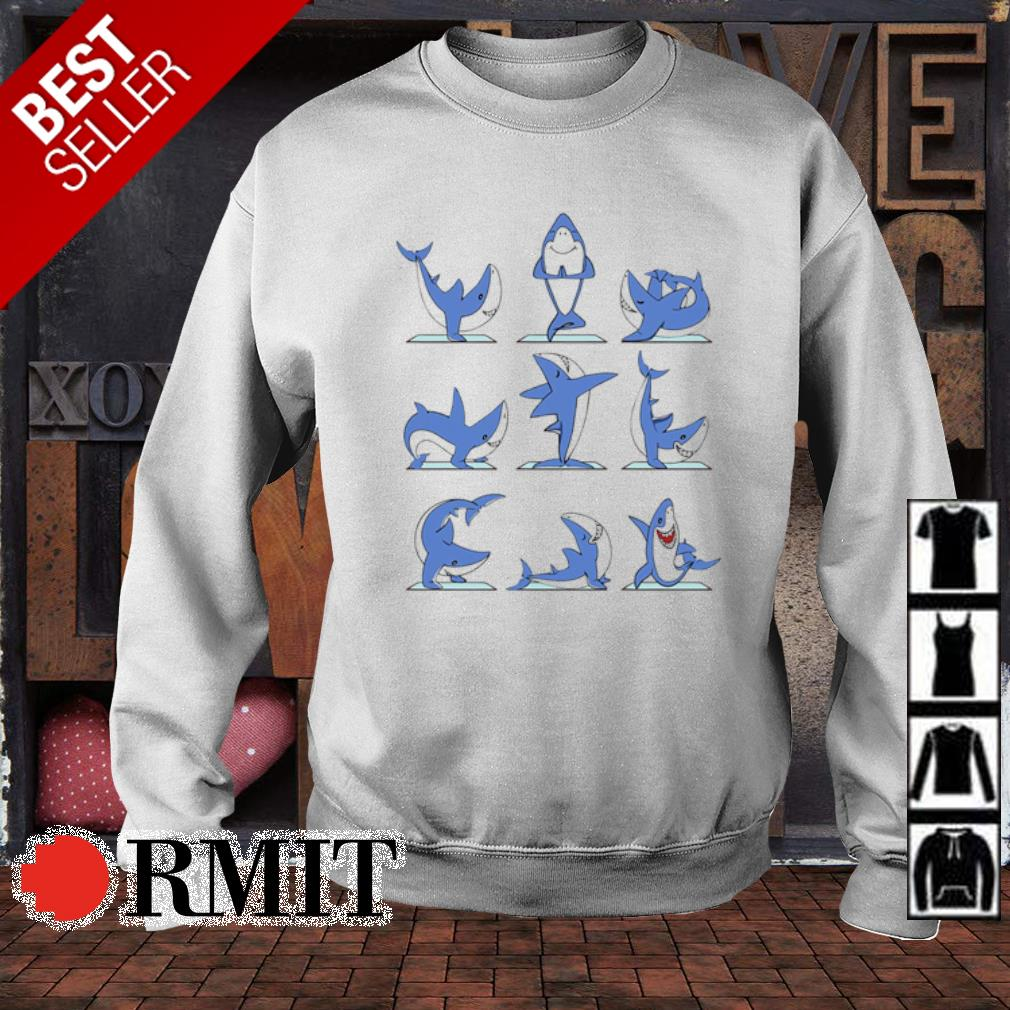 Shark Yoga s sweater