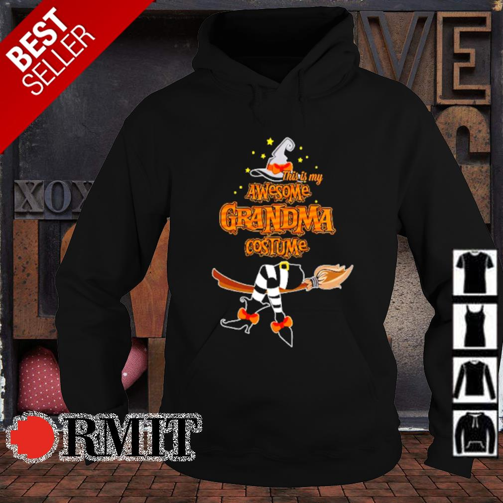 Witch this is my awesome Grandma costume s hoodie1
