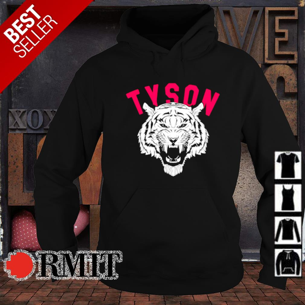 Mike Tyson Tiger s hoodie1