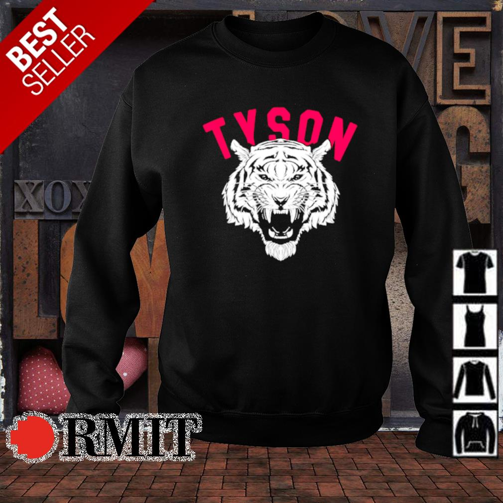 Mike Tyson Tiger s sweater1