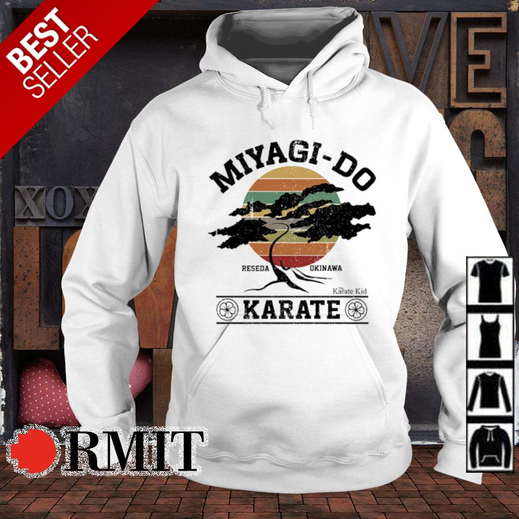 Miyagi-do karate reseda okinawa vintage s hoodie