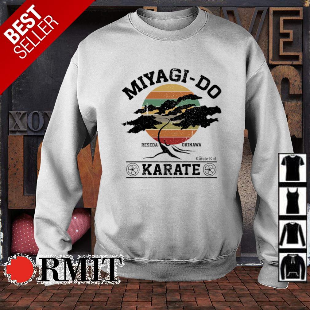 Miyagi-do karate reseda okinawa vintage s sweater