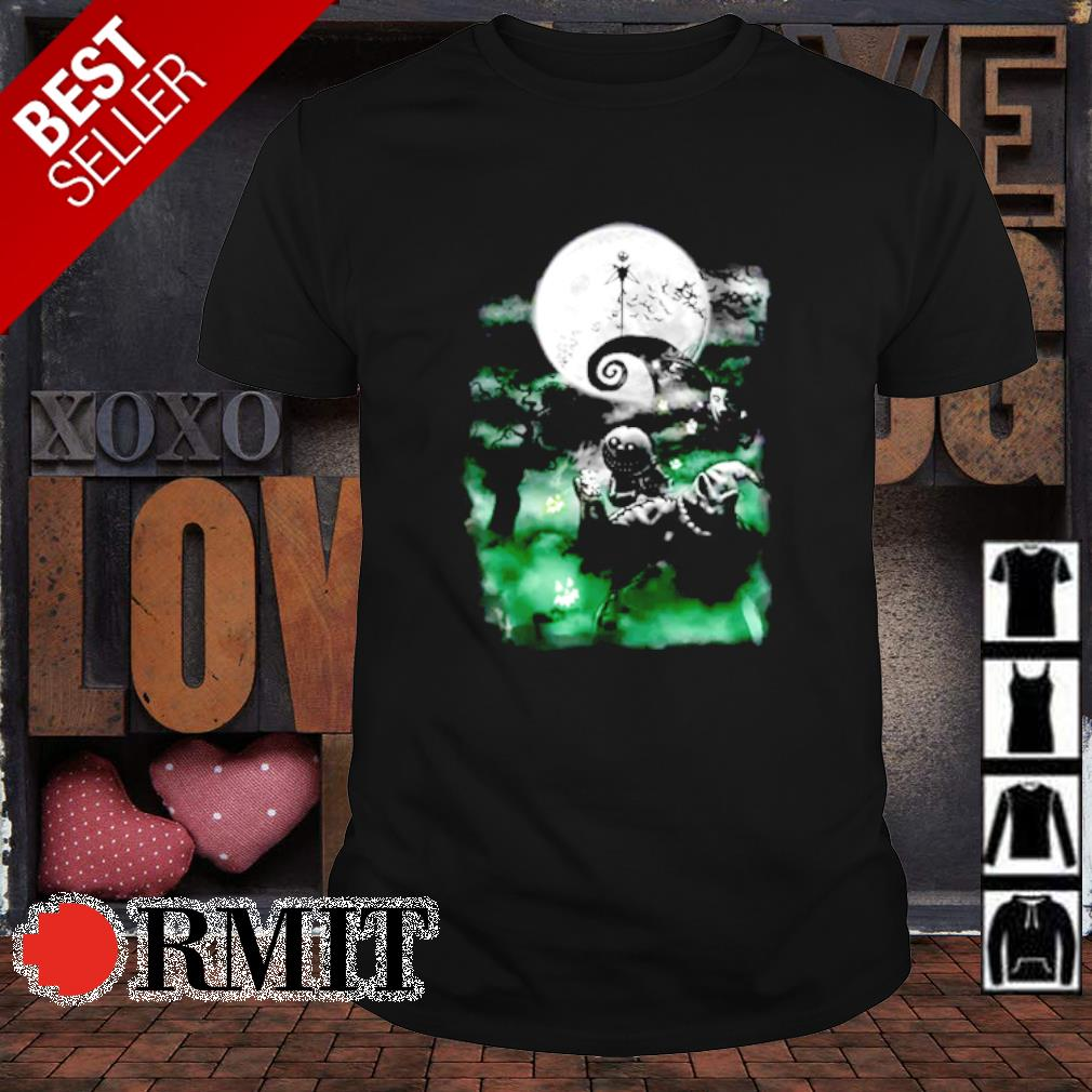 Oogie Boogie and Lock Shock The Nightmare before Christmas shirt