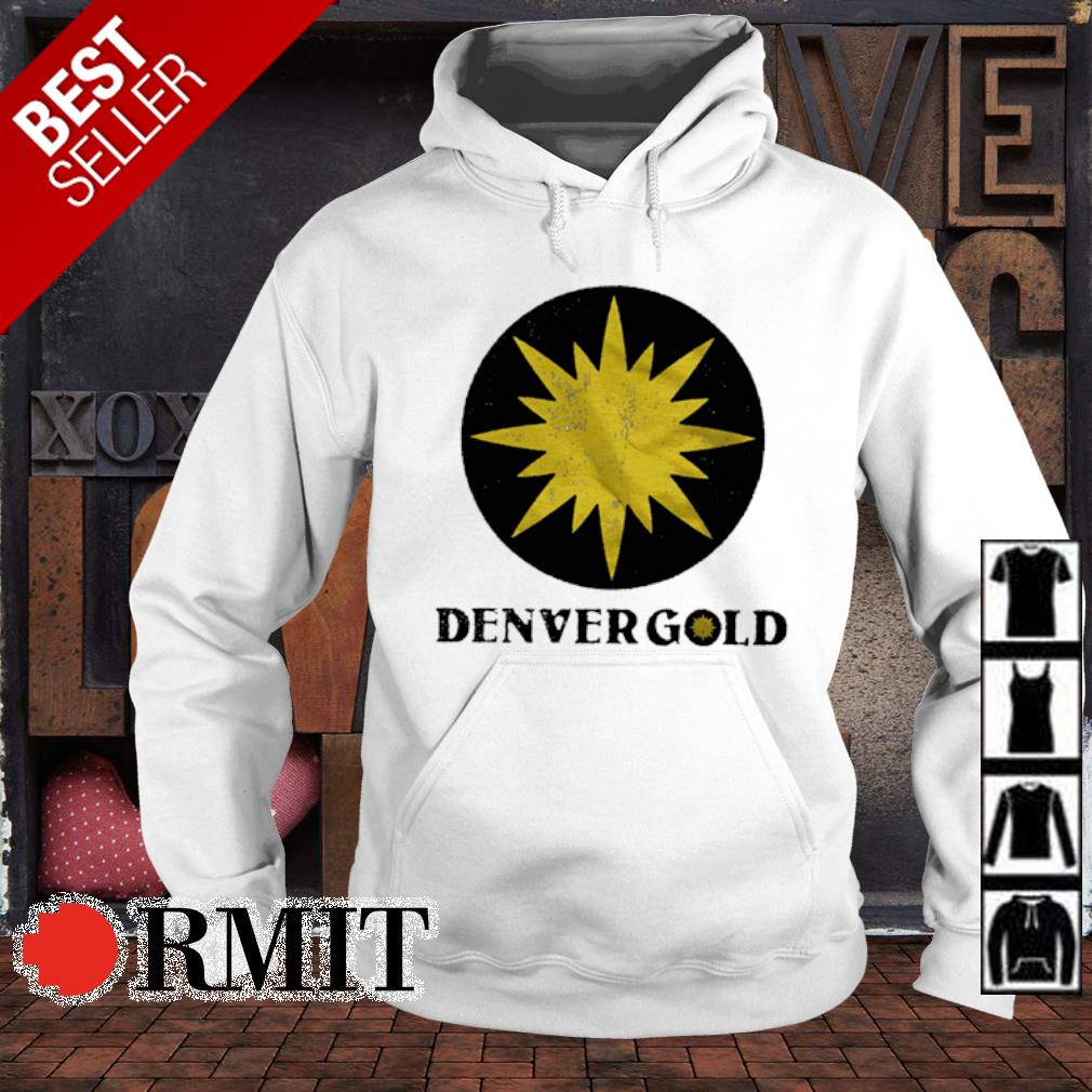 Denver Gold s hoodie