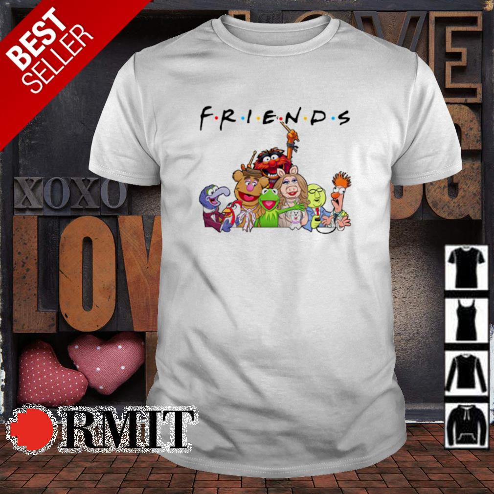Friends TV Show The Muppet Show shirt