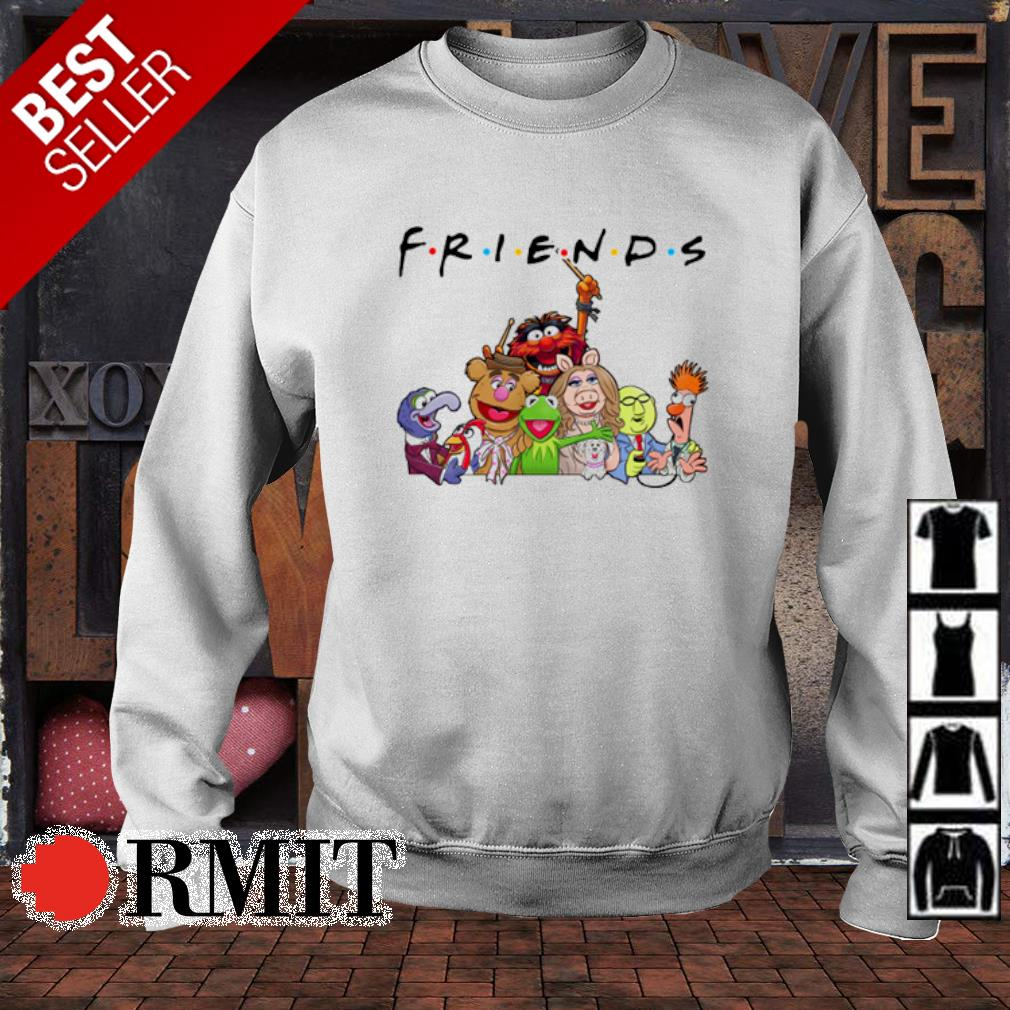 Friends TV Show The Muppet Show s sweater