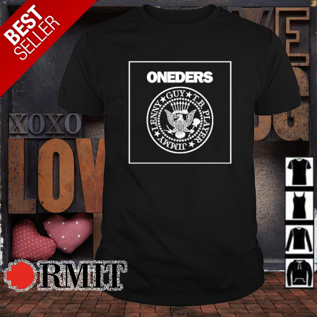 Oneders Guy T.b Player Jimmy Lenny shirt