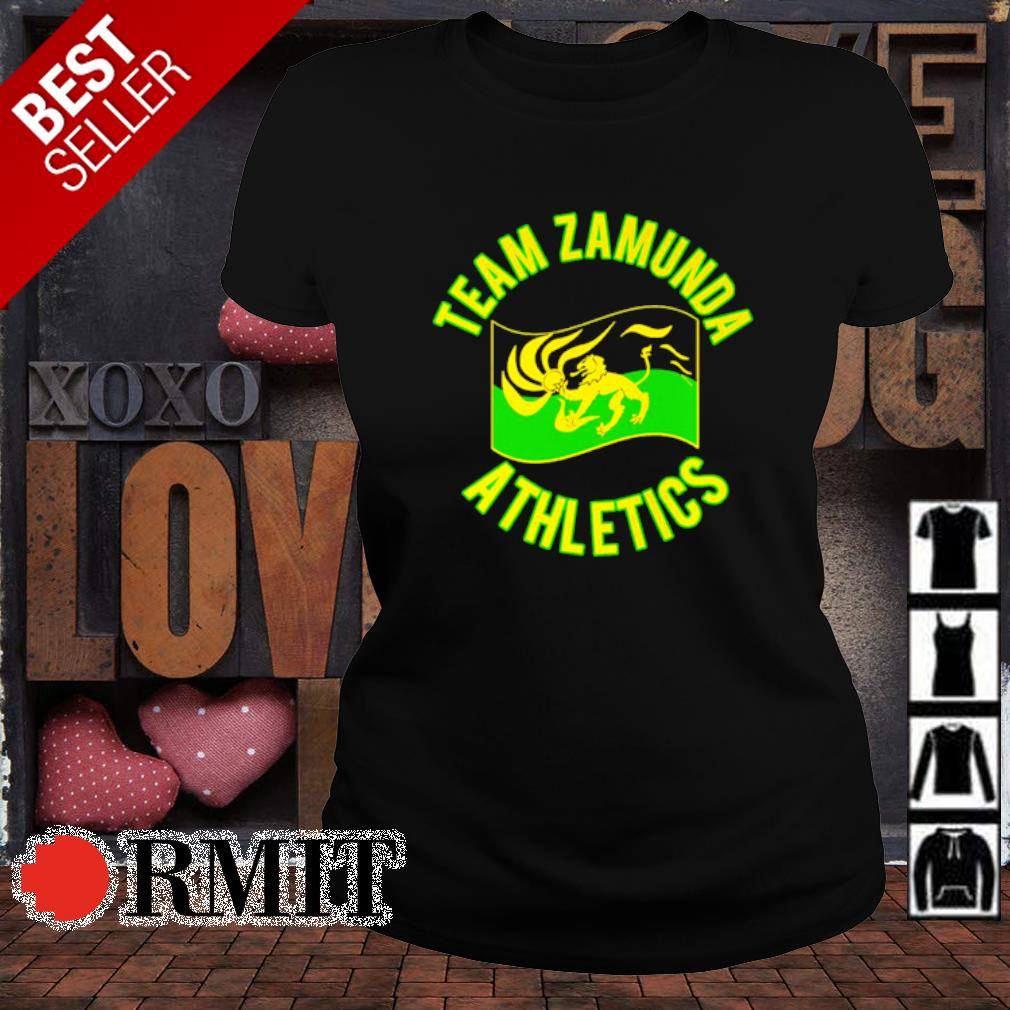 Team zamunda athletics s ladies-tee1