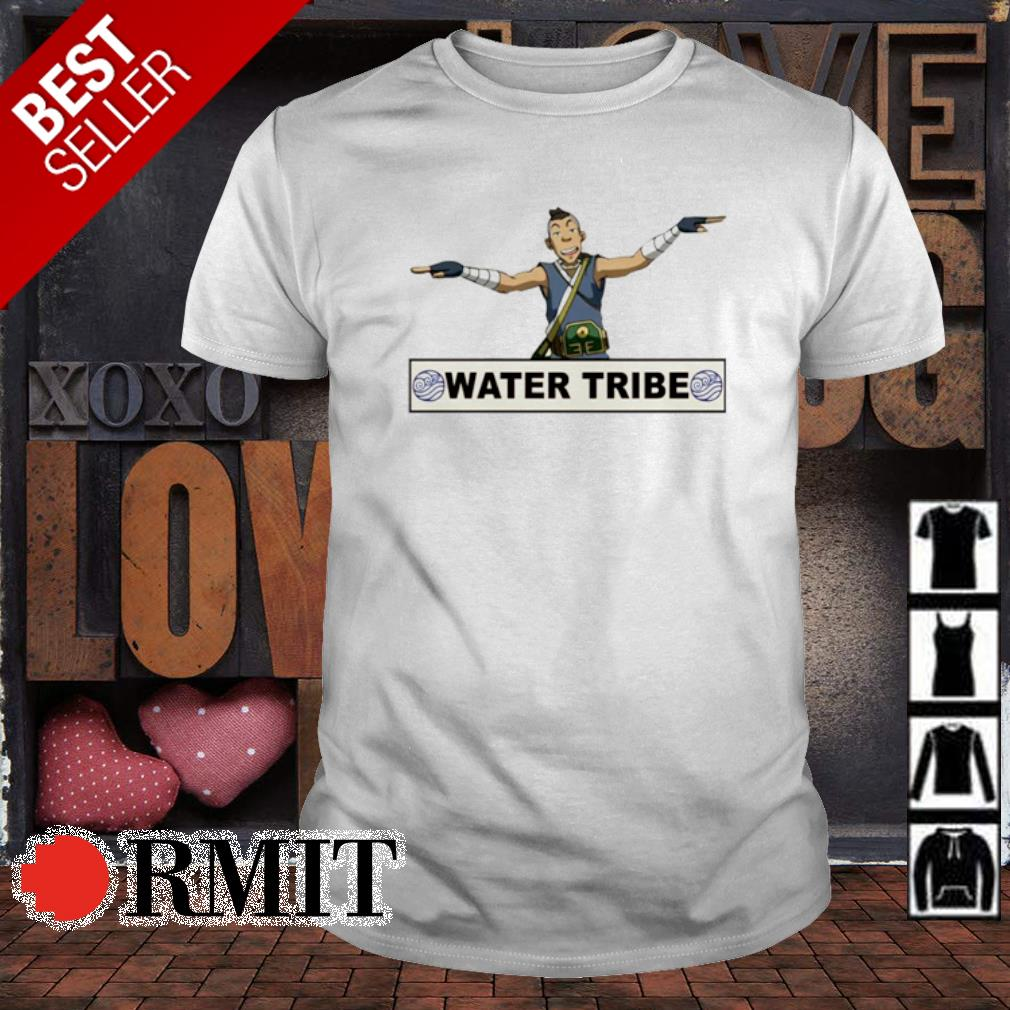 The Last Airbender Sokka water tribe shirt