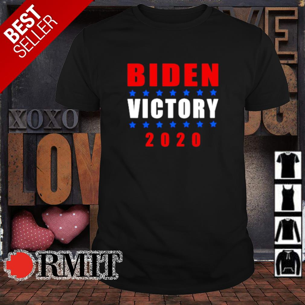 Biden victory 2020 election shirt