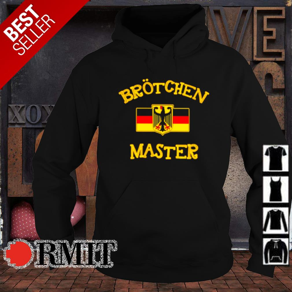 Germany flag brotchen master s hoodie1