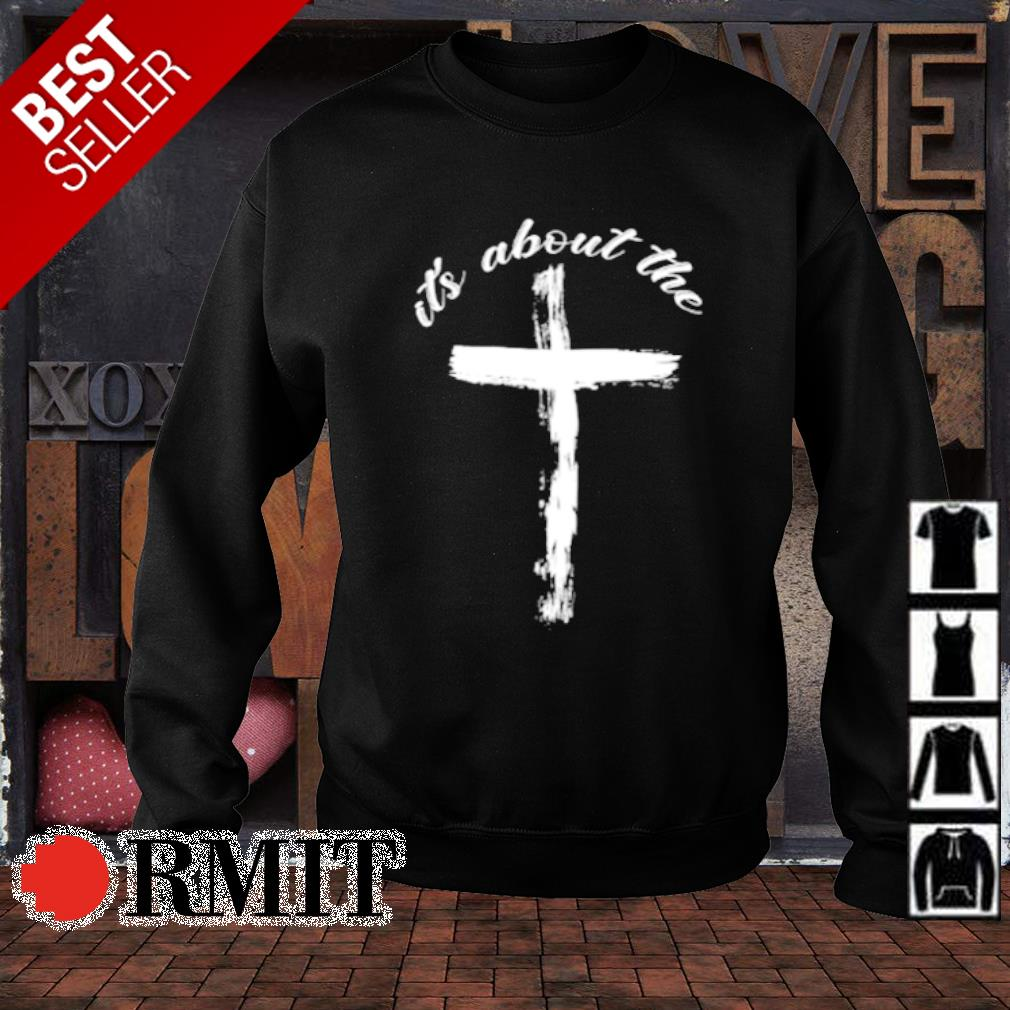 It's about the Jesus s sweater1