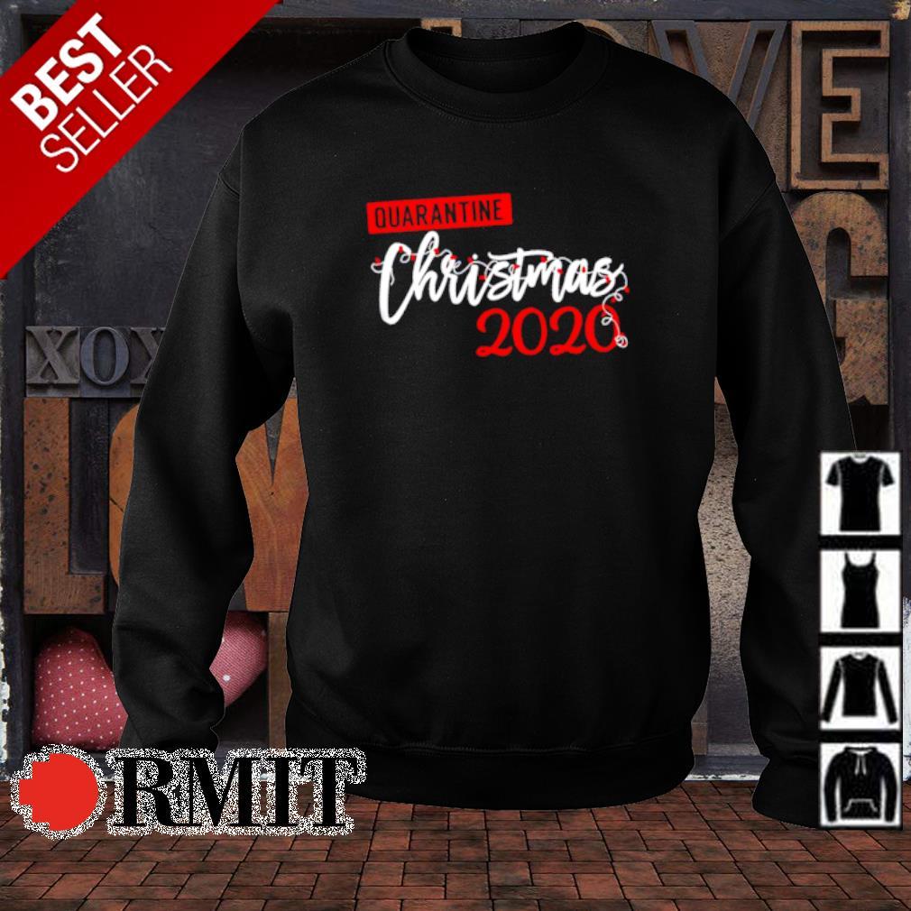 Quarantine Christmas 2020 s sweater1
