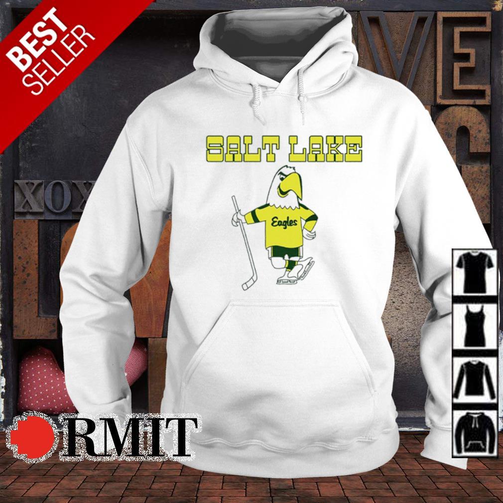 Salt Lake Golden Eagles Hockey s hoodie